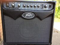 Electric Guitar Amplifier Peavey Vyper