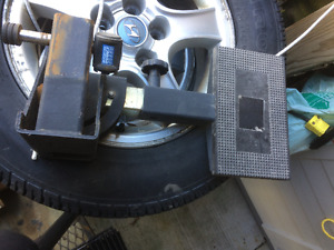 Step for Trailer Hitch for easy access into Pickup Box