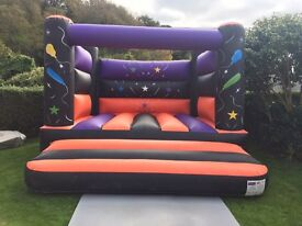 Bouncy castle and soft play hire business