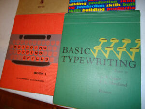 Business manuals  ( typing )