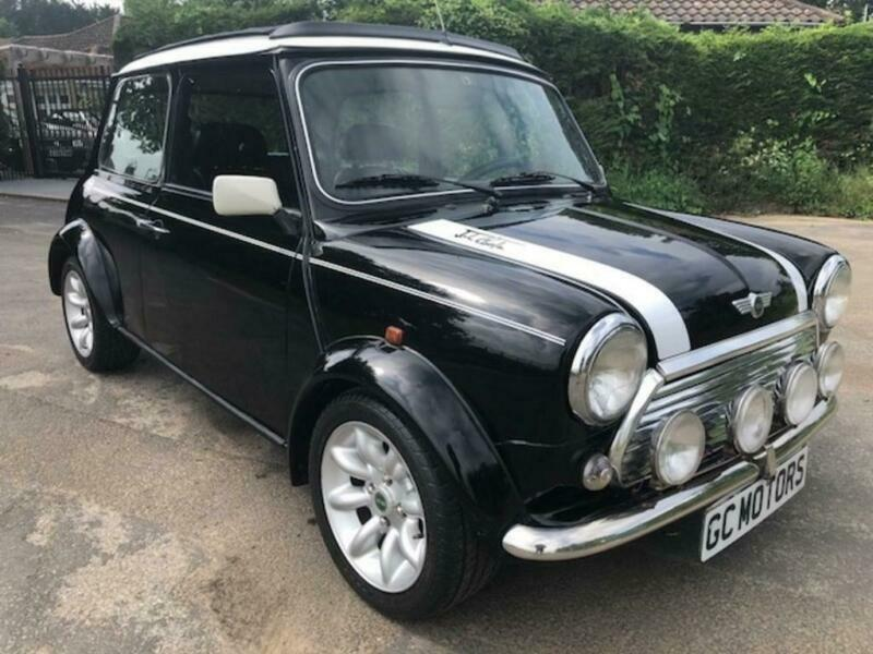 1997 Rover Austin Mini 13 Cooper Sportspack Black White Classic Cars Manual Lhd In Swanley Kent Gumtree