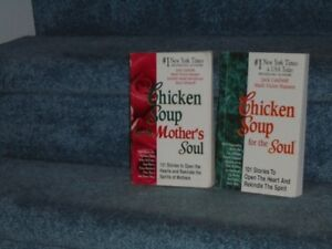 CHICKEN SOUPFOR THE SOUL BOOKS Kitchener / Waterloo Kitchener Area image 1