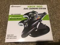 Charger for Xbox 360 controllers