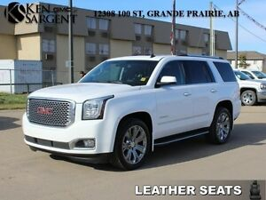 2015 GMC Yukon Denali   - Certified - Navigation -  Leather Seat