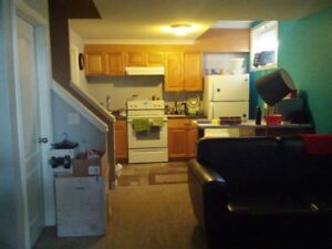 Available Aug 1st -- Quiet 2 Large bedroom furnished Basement