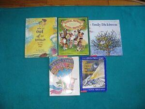 Poetry Books 5 Primary /Junior