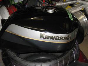 1999 - 2000 kawasaki zrx -1100 gas tank oem