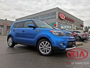 2018 Kia Soul EX | Low Km | Backup Cam | 1 Owner