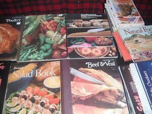 Cookbooks - 46 Different - Good Used Condition - REDUCED Kingston Kingston Area image 4