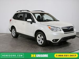2014 Subaru Forester i Convenience A/C GR ELECT MAGS BLUETHOOT