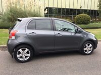 Toyota Yaris 1.4 Diesel D4D 2010 (6) Speed, £20 Tax/Year, 65+ MPG, HPI Clear, Like VW Polo