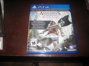 assasins creed black flag ps4