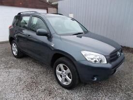 2008 Toyota Rav 4 2.2 D 4D XT3 5dr 5 door Estate