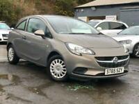 2015 Vauxhall Corsa 1.2 LIFE 3d 69 BHP Hatchback Petrol Manual