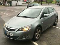 Vauxhall/Opel Astra 1.4i VVT 16v ( 100ps ) 2012MY SRi