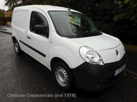 2012 Renault Kangoo Ml20 Dci Panel Van 1.5 Manual Diesel