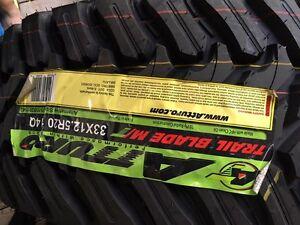 New Atturo trail blade m/t 33x12.5x20