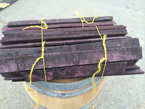 LOOK >> Oak Wood For Smokers Soaked in California Red Wine $150