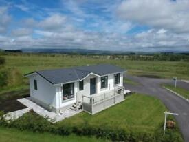 Residential Prestige Lodge For Sale Yorkshire Dales with Pendle Hill Views