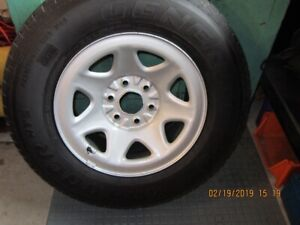 Chev Silverado1500 / GMC set of 4 wheels & tires