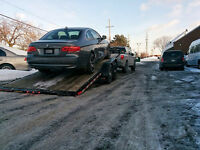 Cheap Flatbed Towing / Long-Distance Towing /  Tilt n Load