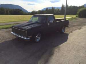 Hard to find short bed square body