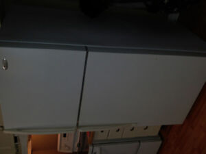 Used Whirlpool Refrigerator - white, great condition