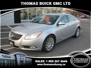 2011 Buick Regal CXL  - Certified - Bluetooth - Satellite Radio