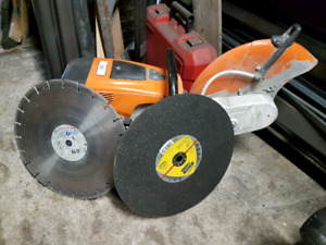 Stihl ts 700 cut quick saw