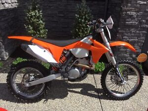 KTM 350 XCF W GREAT CONDITION