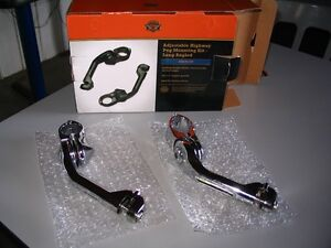 HARLEY DAVIDSON Adjustable Mounting Kit For Highway Pegs