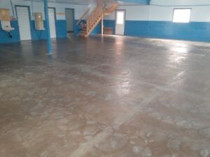 Commercial/Industrial Diamond Polished Concrete & Epoxy Flooring Kitchener / Waterloo Kitchener Area image 2