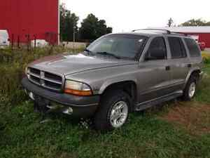 2000 Dodge Durango SUV, Crossover London Ontario image 1