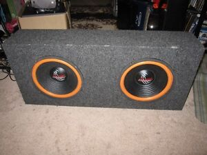 Two Car Subs 10""