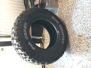 Brand new dick cepek tire. Never used