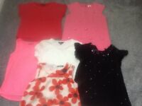 Bundle of girls clothes age 11-12 & 12-13