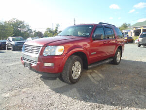 GREAT SHAPE! NEW MVI/BRAKES 2008 Ford Explorer 7 passenger 4x4