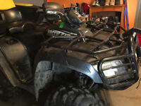 arctic cat atv for sale!!! open for trades to