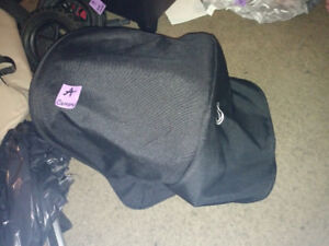 Bugaboo cameleon stroller with 'extras' !!