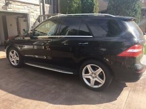 REDUCED 2013 Mercedes ML350 BlueTEC, New Tires, New Brakes