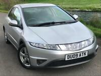 2009 Honda Civic 2.2i-CTDi ( lth ) ( 17in Alloys ) SE