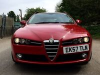 Alfa Rome 159 sportwagon jtdm 1 owner full dealership cambelt