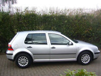 Volkswagen Golf 1.6 2004MY Final Edition