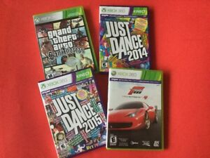 GTA San Andreas - Kinect Just Dance 2014 / 15 - Forza 4