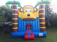 $285 Bouncy Castle Rental for the whole day