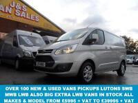 VAN LIMITED LR P/V 155 BHP SAT NAV + AIR CON