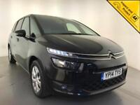 2014 CITROEN C4 GR PICASSO VTR+ ADREAM EHDI DIESEL MPV 1 OWNER SERVICE HISTORY
