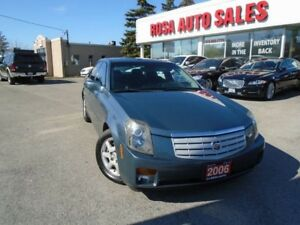2006 Cadillac CTS HEATED LEATHER SEATS SUNROOF NO ACCIDEN4 NEW T