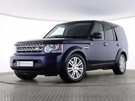 2013 Land Rover Discovery 4 3.0 SD V6 Commercial XS 5dr