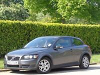 2007 VOLVO C30 1.6 3dr***13 SERVICE STAMPS + 2 PRE OWNERS***